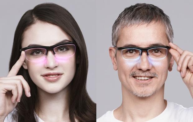 عینک های هوشمند