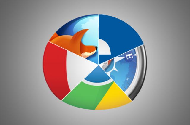 مقایسه اینترنت اکسپلورر کروم فایرفاکس سفری و اپرا