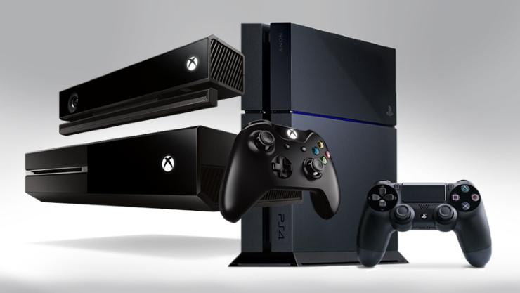 مقایسه Xbox One و PS4