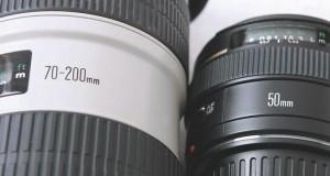 Zoom versus prime lenses