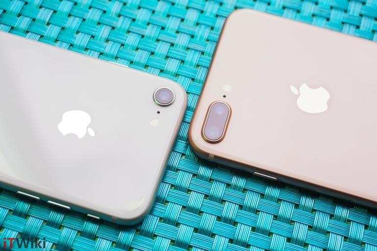 اپل آیفون 8 و 8plus